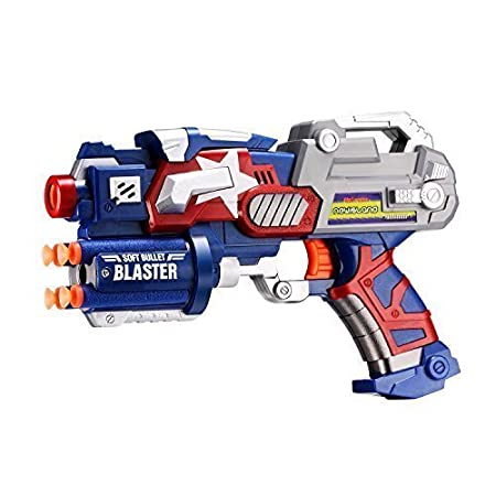 Blaster Gun with Foam Darts