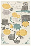 Now Designs Printed Kitchen Towel, Into The Woods Print