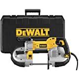 DEWALT Portable Band Saw, Deep Cut, 10 Amp, 5-Inch (DWM120K)