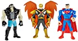 DC Justice League Action Hawkman Mini Figure, 3 Pack