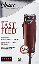 OSTER Fast Feed Adjustable Pivot Motor Clipper 76023-510  Image 4