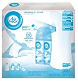 Air Wick Freshmatic Automatic Spray Kit Dispenser, (Gadget + 2 Refills), Fresh Linen, Same familiar smell of Fresh Laundry, Air Freshener, Packaging May Vary