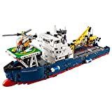 LEGO Technic Ocean Explorer 42064 Building Kit (1327 Piece)
