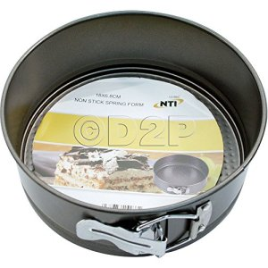 18CM Non Stick Spring Form DEEP Round Cake TIN Cooking Baking Cookie PAN 51zR5UCezFL