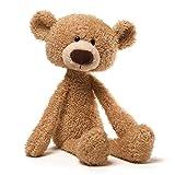 GUND Toothpick Teddy Bear Stuffed Animal Plush, Beige, 15'