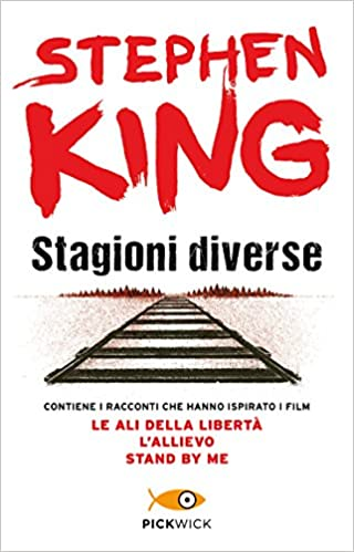 Stagioni Diverse Book Cover