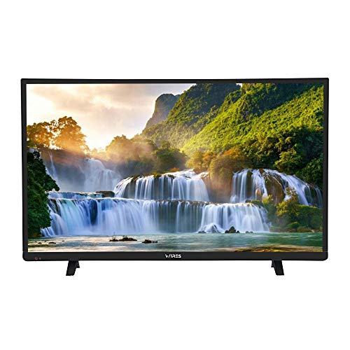 Wires 80 cm (32 Inches) HD Ready LED TV WS4003 (Black) (2019 Model) 1