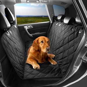 MY YOU AND ME Pet Seat Cover, Dog Hammock, Waterproof Dog Car Seat ...