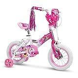 12' Disney Princess Girls Bike by Huffy, Choose Your Own Princess Basket