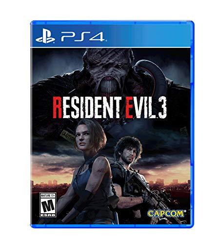 Resident Evil 3 – PlayStation 4 51zZt1KPMTL