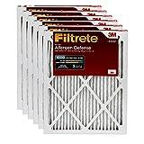 Filtrete 24x30x1, AC Furnace Air Filter, MPR 1000, Micro Allergen Defense, 6-Pack