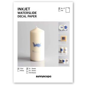 best quality waterslide decal paper