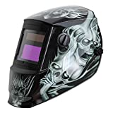 Product review for Antra AH6-260-6218 Solar Power Auto Darkening Welding Helmet with AntFi X60-2 Wide Shade Range 4/5-9/9-13 with Grinding Feature Extra lens covers Good for Arc Tig Mig Plasma CSA/ANSI