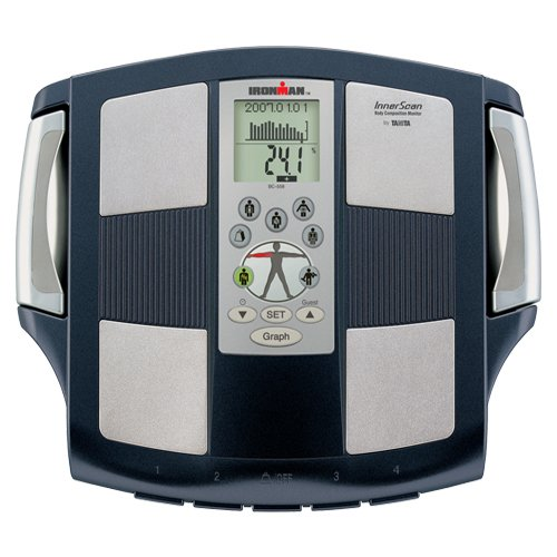 Tanita BC-558 Ironman Segmental Body Composition Monitor
