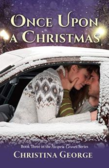 Once Upon a Christmas: A Harper's Corner Series, Book Three by [George, Christina]