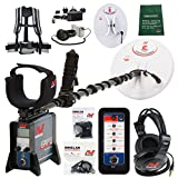 Minelab GPX 5000 Metal Detector with 2 coils - 11' Round DD and 15x12 Mono Search Coil