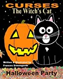 Curses The Witch's Cat-Halloween Party
