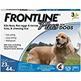 Frontline Plus for Dogs 2344 lbs Blue, 3 Month