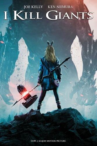 Amazon.com: I Kill Giants Movie Tie-In Edition (8601410601508 ...