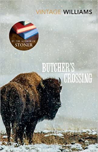 Image result for john williams butcher's crossing