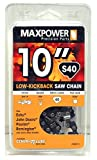 Maxpower 10' Chainsaw Chain Loop for Echo, John Deere, Poulan, Remington (S40)