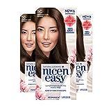 Clairol Nice'N Easy Crème 5C Medium Cool Brown (3 Kits)