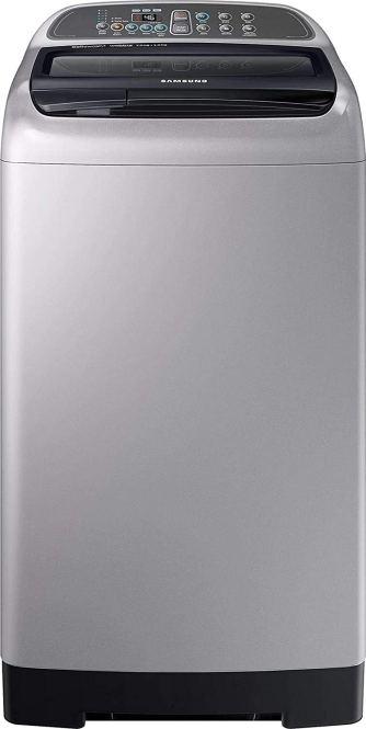 Samsung 7.0 Kg Fully-Automatic Top Loading Washing Machine Under 20000 (WA70N4420BS/TL, Silver, ActivWash+)