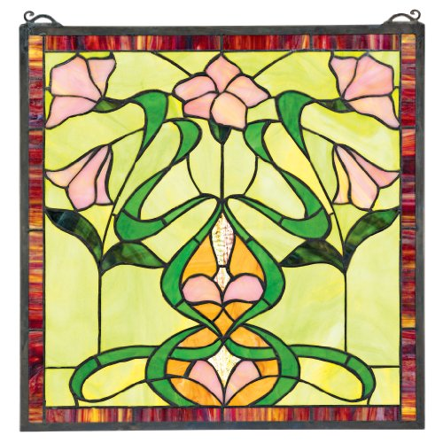 Extravagant, Trendy and Elegant Stained Glass Wall Art Decor