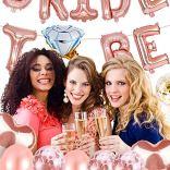 AivaToba-Bride-to-BE-Dcorations-Or-Rose-Bride-to-BE-BallonsBallons-confettis-pour-Douche-Nuptiale-Bachelorette-avec-Accessoires-de-Cabine-de-Photo-de-Partie-de-PouleHen-Party-Decorations-EVJF