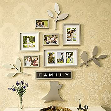 Family Tree Photo Collage Frame Uk | Frameswall.co