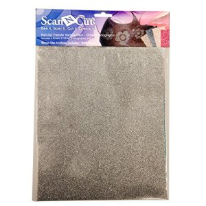 Brother ScanNCut CATSP01 Iron-On Transfer Sample Pack- Glitter & Holographic