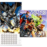 """2019 Justice League Wall Calendar 