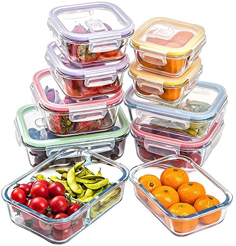 Vegetable Saver Containers Jalousie 20 pieces new borosilicate glass food storage meal saver jalousie 20 pieces new borosilicate glass food storage meal saver containers workwithnaturefo