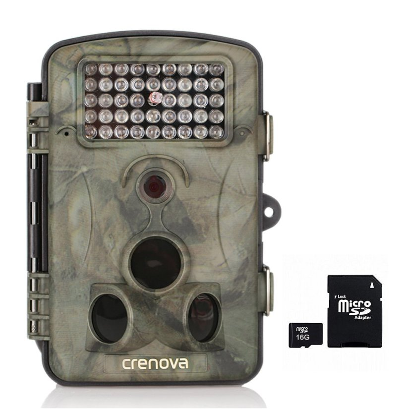 La caméra de chasse : une caméra de surveillance sur batterie et sans fil