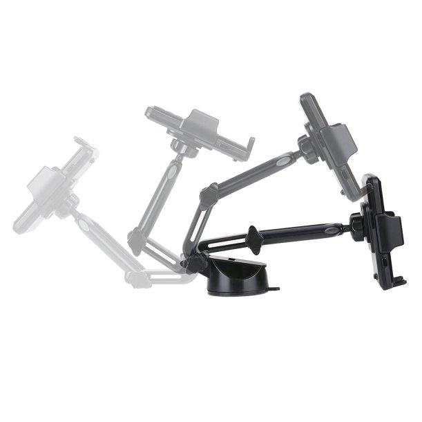 Flexibel verstellbar - Aukey Kfz Handyhalterung HD-C46