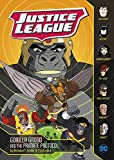 Gorilla Grodd and the Primate Protocol (Justice League)