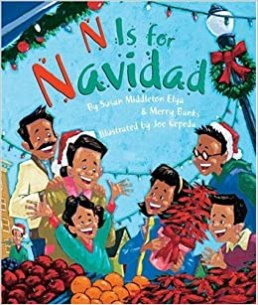 Image result for n is for navidad