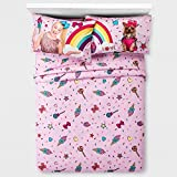 JoJo Siwa Girls Full Bedding Sheet Set