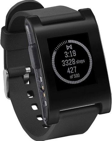 Amazon.com: Pebble Smartwatch Black