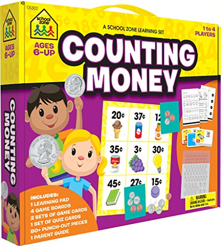Counting Money Learning Set