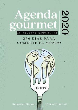 Agenda Gourmet 2020 (Libros Singulares)