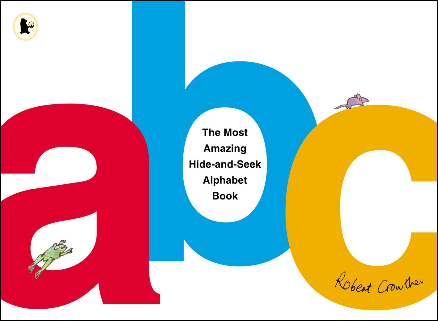 Amazoncom The Most Amazing Hide And Seek Alphabet Book
