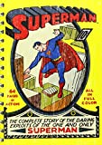 Dc Comics A5 Superman Notebook