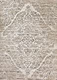 Persian Area Rugs Beige 5x7 Area Rug