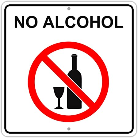 Image result for no alcohol