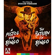 A Pistol for Ringo & The Return of Ringo: Two Films by Duccio Tessari