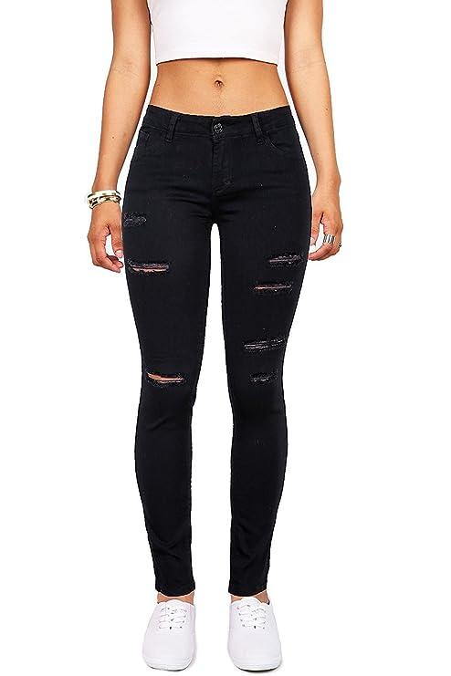jens negros casuales negros tienda online economicos color negro