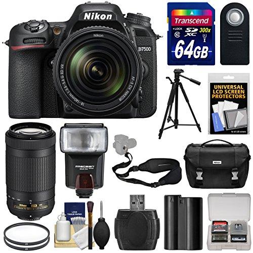 Nikon D7500 Bundle 8