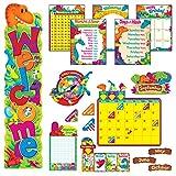 TREND enterprises, Inc. T-51004 Dino-Mite Pals Everyday Room Décor Super Packs