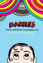 Image result for marbles mania depression michelangelo and me